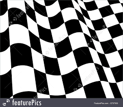 Checkered Racing Flags Flags Checkered Flags Stock Illustration I2737303 At Featurepics