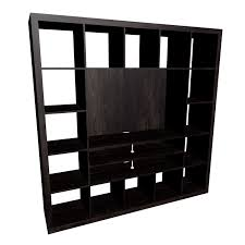 Black And White Bookcase by Furniture Lovely White Ikea Expedit Bookcase For Home Furniture Ideas