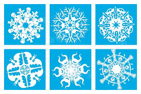 20 cool snowflake patterns to make with or not