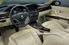 2014 Bmw 335i Interior 2007 Bmw 3 Series Coupe Official Press Release U0026 Interior Pictures