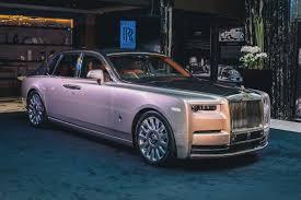 the 2018 rolls royce phantom unveiled in sydney the versatile gent