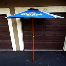 Corona Patio Umbrella by Beer Logo Patio Umbrellas Rare Hacker Pschorr Beer Patio Umbrella