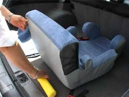 travel angel inflatable child car seat youtube