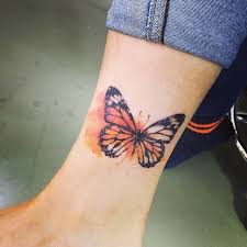 16 cute and lovely butterfly tattoos u2013 smalltattoos u2013 medium