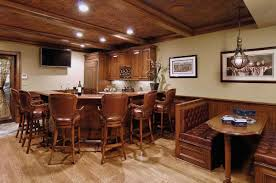 corner amazing bar for entertaining your guests at home luxury