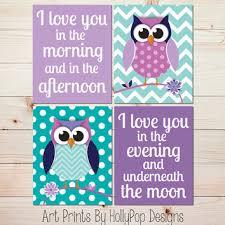Owl Nursery Decor Best Turquoise Owl Decor Products On Wanelo