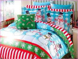 christmas bedding sets santa claus merry christmas red bedding