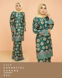 model baju muslim modern women malaysia modest wear party clothes model baju muslim modern