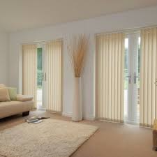Patio Door Vertical Blinds Home Depot Decoration Awesome Fabric Vertical Blinds For Your Home Interior