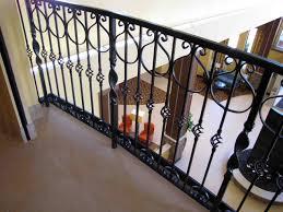 create unique metal handrailings with metal