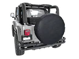 spare tire cover for jeep wrangler rugged ridge wrangler spare tire cover for 30 32 in tire