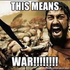 This Means War Meme - hora de dominar el mundo imágenes divertidas pinterest mariana