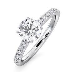 exquisite diamond engagement rings thediamondstore co uk