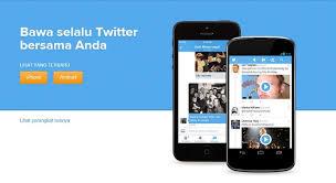 cara membuat twitter di handphone cara daftar membuat akun twitter hanya 5 menit terbaru mei 2018