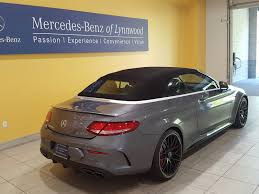 new 2018 mercedes benz c class amg c 63 s cabriolet cabriolet in