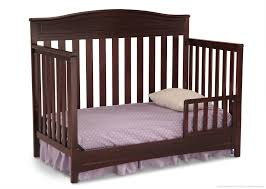 Crib Convert To Toddler Bed Emery 4 In 1 Crib Delta Children