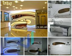 Hotel Reception Desk Modern Beauty Salon Reception Desk Office Front Desk Counter Hotel