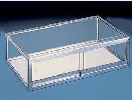 glass counter display cabinet custom display case company