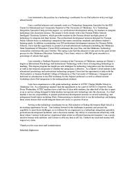 amazing sample cover letter for adjunct faculty position 40 in