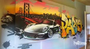 prix graffiti chambre julien avignon graffiti enfant