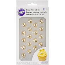 bumblebee decorations wilton w7102916 icing decorations bumblebee 18 pack