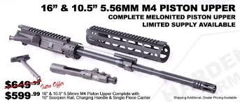 best black friday arms deals hardened arms ar15 uppers complete ar rifles u0026 pistols black