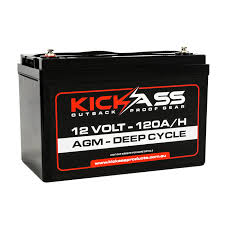 12 volt dual battery system includes kickass charger