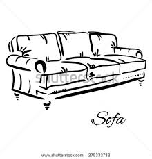 sofa sketch stock images royalty free images u0026 vectors shutterstock