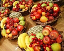 christmas fruit baskets fresh fruit basket valley hers