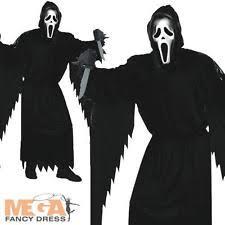 Scream Halloween Costumes Scream Costume Ebay