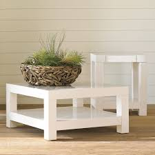 west elm white table west elm parsons coffee table table designs
