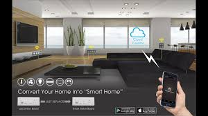 smart living home automation complete technology video youtube