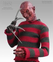 Demon Freddy Krueger Figure