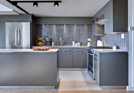 grey kitchen backsplash countertops backsplash kitchens with cabinets and light