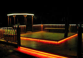 led rope lights outdoor patio string light set all home design ideas