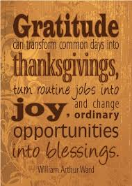 thanksgiving thankful quotes like success