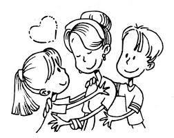 mothers day coloring pages in color pages for mom theotix me
