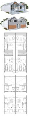 narrow house plans with garage apartments house plans for narrow lots with front garage narrow