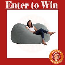 Big Joe Beanbags Win A Big Joe Beanbag Chair Julie U0027s Freebies