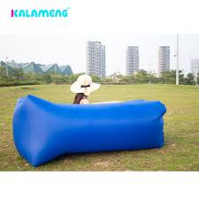 Air Filled Sofa by Outdoor Sports Air Filled Lounger Inflatable Bag Lazy Bag