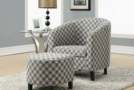 Black And White Chair And Ottoman Design Ideas Chair Yellow Accent Chair Black And White Chair Navy Armchair