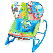 Fisher Price High Chair Swing Rocking Chair Swing Household Cradle Swing Chair Child Rocking