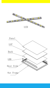 light boxes for photography display sad super slim led aluminum profile for light box photography