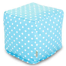 Ottoman Cubes by Poufs Stylish Furniture Cube Ottomans Majestic Home Goods
