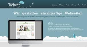 webseiten design 33 creative blue website designs for inspiration designbump