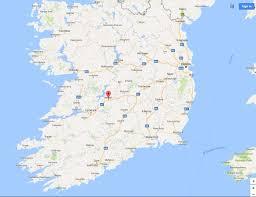Ireland On Map Ireland Here We Come U2013 Families Of Ireland