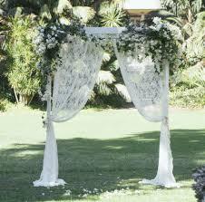 wedding arches inside bridal arch inside a chapel weddingbee