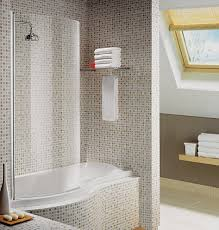 enchanting bathroom shower ideas with great attractive tile and