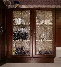 Glass Cabinet Door Inserts Kitchen Cabinet Glass Doors GOTHIC - Glass inserts for kitchen cabinet doors