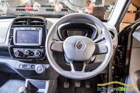 renault interior new renault kwid mini crossover s funky interior gallery